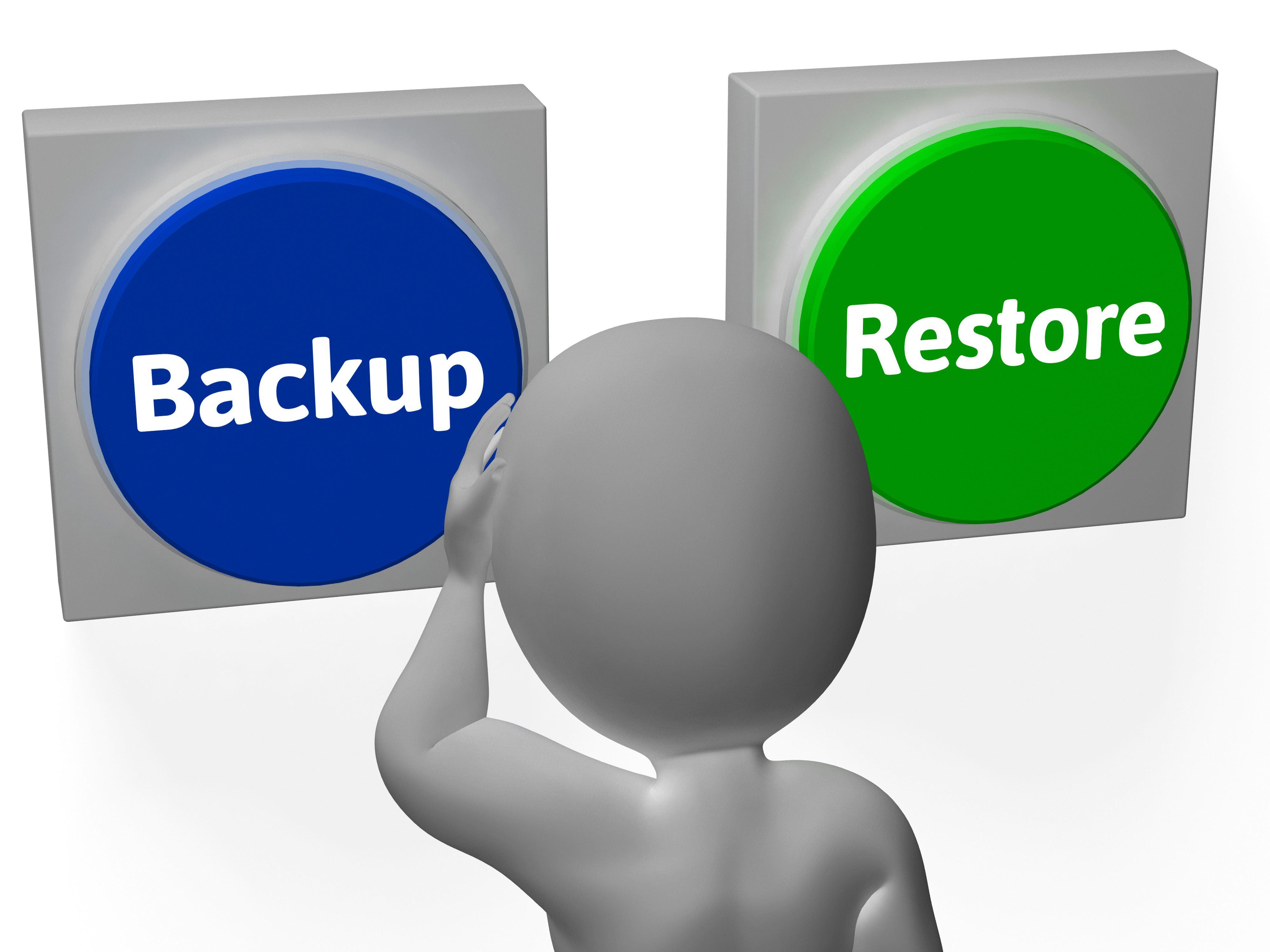 Giải pháp sao lưu và khôi phục dữ liệu