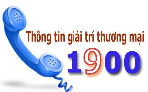 DỊCH VỤ 1900 - DỊCH VỤ THÔNG TIN, GIẢI TRÍ, THƯƠNG MẠI
